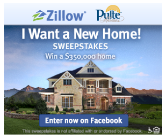 Enter Contest To Win A Free House