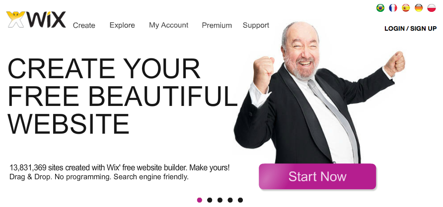 how to sell your free wix website