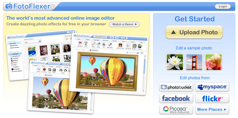 Top FREE Image and Photo Editing Sites