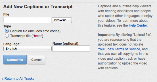 how to download closed captions