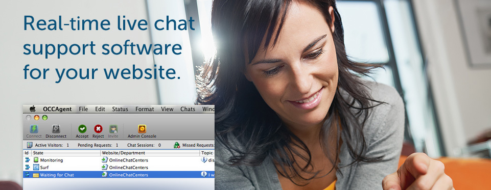 Online Chat Centers