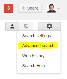 Advanced Search Tool