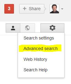 Advanced Search Tool