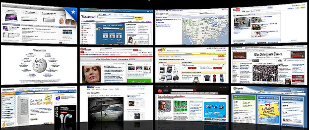 Browsing Web