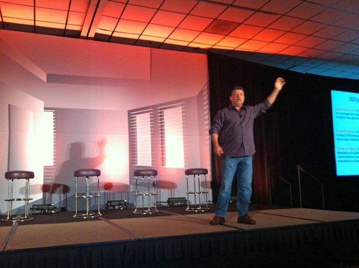 Brad Andersohn Speaking at