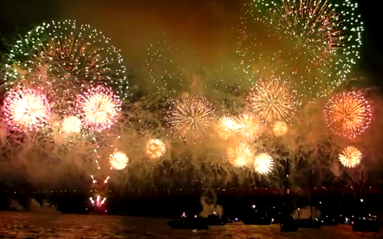 Brad Andersohn Fireworks