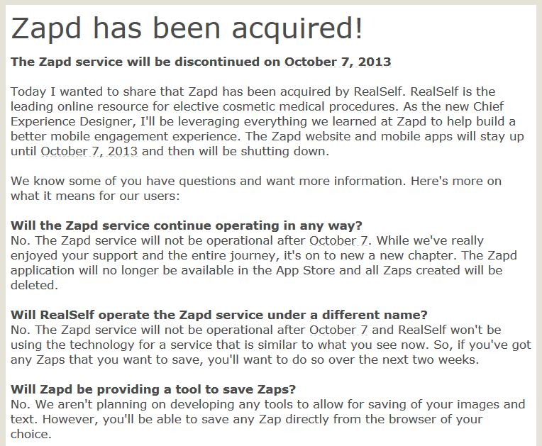 Bye Bye Zapd