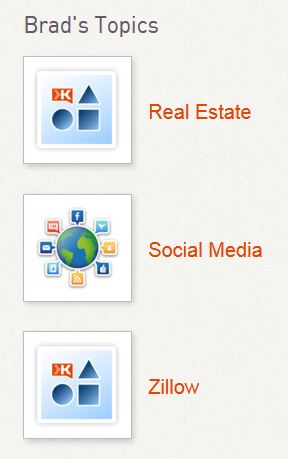 klout topics