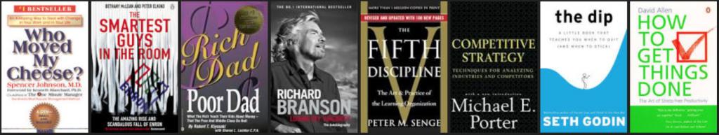 Better Business Books