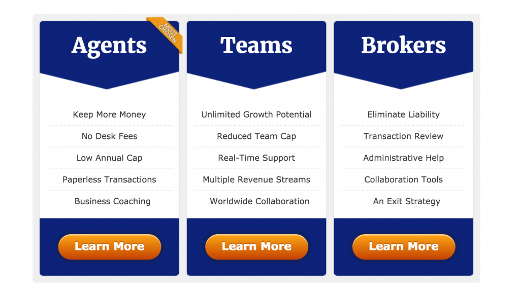 eXp Agents Brokers and Teams