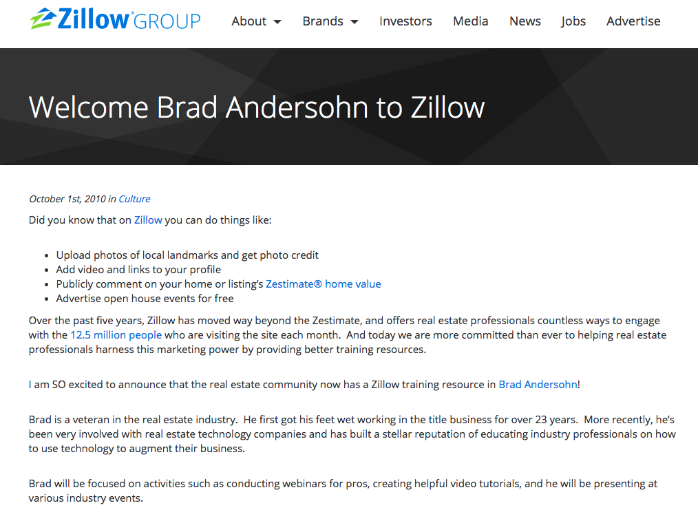 brad-andersohn-joins-zillow